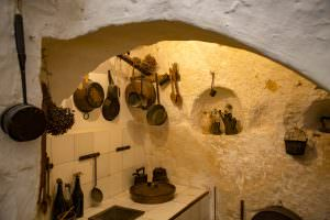 I sassi ed il parco delle chiese rupestri di Matera