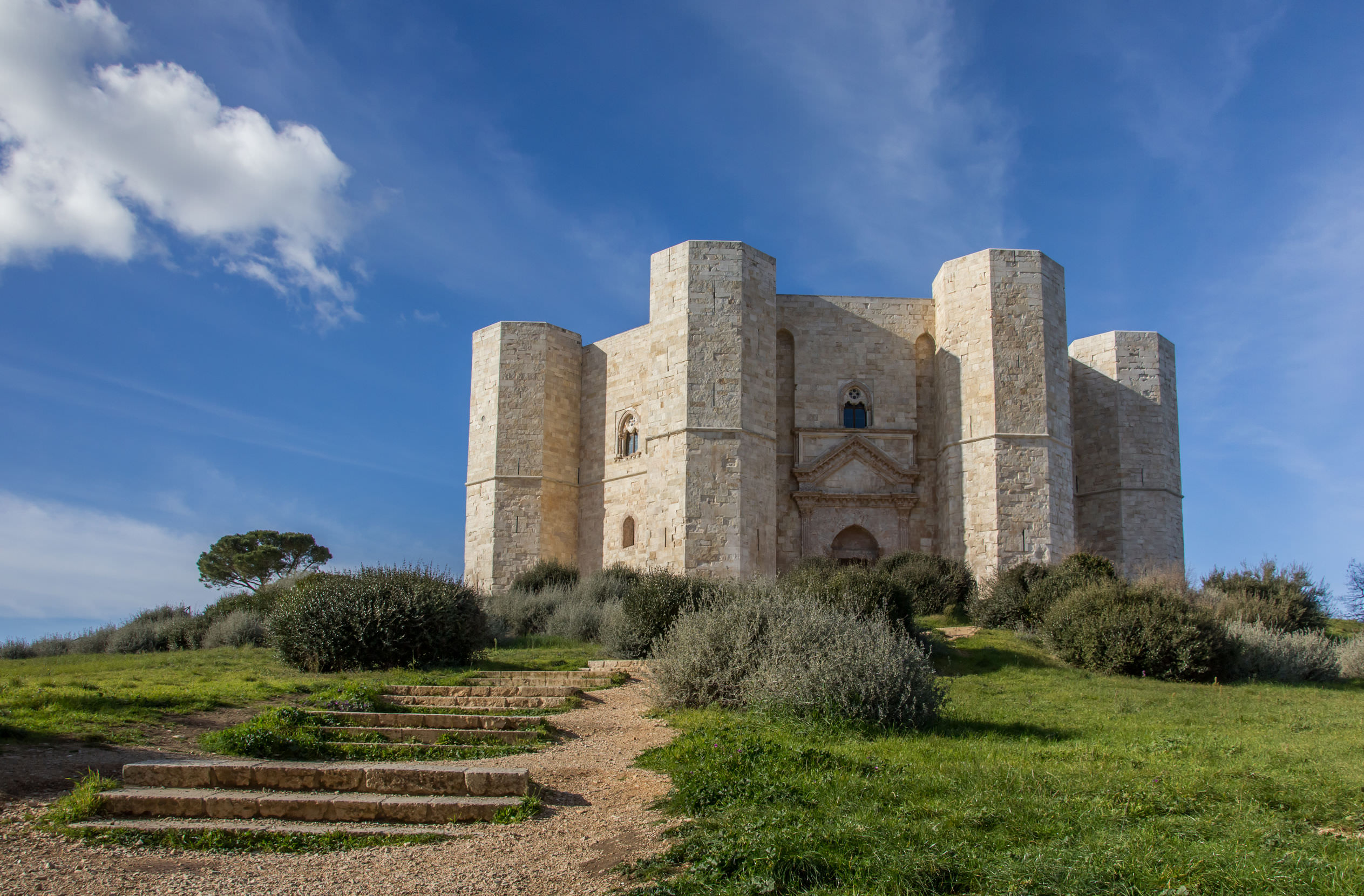 Castel del Monte - Unesconet