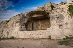 Siracusa e le Necropoli di Pantalica