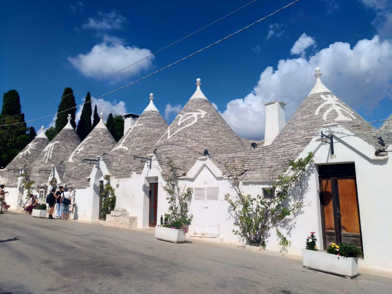 I Trulli di Alberobello: how to…